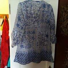 Tunic top Tunic top Cato Tops Blouses