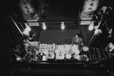 I went to chinatown this evening till late night, was enjoying the night market as preparation for chinese new year, oh man, full packed of people there, here i got a nice angle to shoot one of the candy stall, from above.