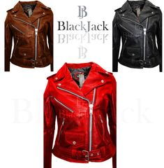 A Great Investment For Leather Jackets for Women – Black Jack Leathers – Men's & Women's Clothing Store | Black Jack Leathers Womens Clothing Stores, Women's Clothing, Express Fashion, Sheep Leather, Jackets For Women, Clothes For Women, Jack Black, Black Pumps