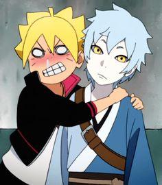 Boruto & Mitsuki