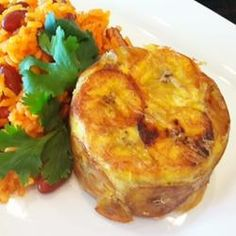 Pastelon (Puerto Rican Shepherd Pie) Recipe    Yummy!