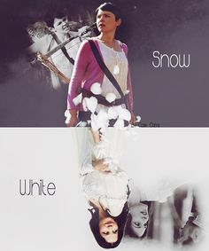snow white and Mary Margaret