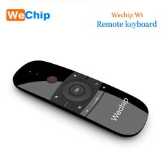 Buy New Original Wechip Keyboard Mouse Wireless Fly Air Mouse Rechargeble Mini Remote Control For Android Tv Box/Mini Pc/Tv Fly Air, Mice Control, Android Pc, 4g Wireless, Bluetooth Speakers, Universal Remote Control, Tv Remote Controls, Linux, Apple Tv