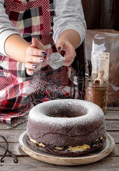 Vanilla and cocoa brioche donut – Kneading four – Pastry Brioche Donuts, Brioche Bread, Bread Bun, Keto Bread, Biscuits, Strudel, Acai Bowl, Cocoa, Mani