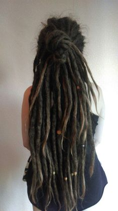 Long Dreads! #dreadocks #dreadlockhairstyles