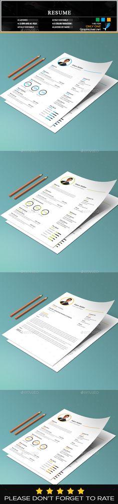 2 Resume Templates Vector EPS, AI Illustrator Download here http - illustrator resume templates
