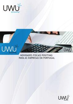 Novidades fiscais-para-empresas-ebook by UWU Solutions, Lda. via slideshare