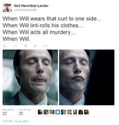 Hannibal: When Will (lol)