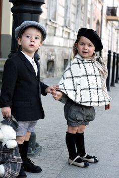 Parisian friends | Vivi & Oli-Baby French Fashion Life