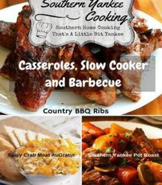 Americas test kitchens game day favorites pdf cookbooks southern yankee cooking casseroles slow cooker and barbecue pdf forumfinder Choice Image