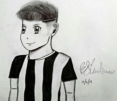 Anime Boy Hairstyle Sample