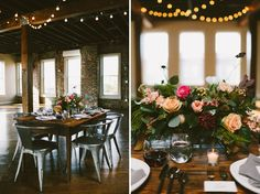 Industrial Indoor Wedding Inspiration   Green Wedding Shoes Wedding Blog   Wedding Trends for Stylish + Creative Brides