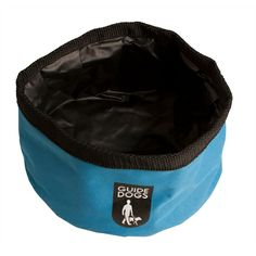 Guide Dogs folding water bowl £4.99
