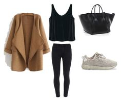 Sans titre #1 by paolacarreau on Polyvore featuring polyvore, fashion, style, WithChic, MANGO, Paige Denim and adidas Originals