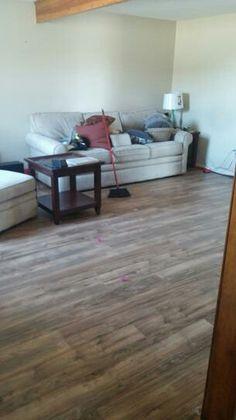Trafficmaster Laminate Flooring Reviews image of vinyl wood plank flooring reviews Trafficmaster Lakeshore Pecan Laminate Flooringpecanshome Depotmobilecases