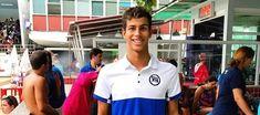 Guilherme Costa quebra recorde Sul-Americano nos 800 livre