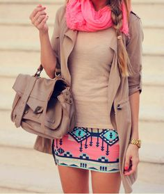 love this mini skirt