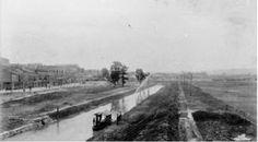 Aterro do Brás ou Várzea do Carmo, área ocupada hoje pelo parque Dom Pedro II, 1903
