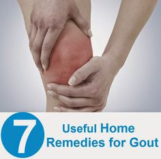 7 Useful Home Remedies for Gout | Nutriclue