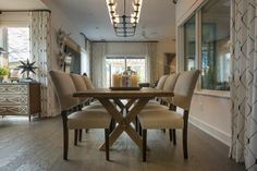 Dining Room Pictures From HGTV Smart Home 2015 | HGTV Smart Home | HGTV