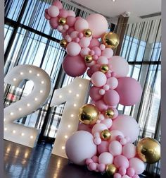 Cheers to 21 years 🥂 Boutique Balloons Store. - Diva Cinderella - Cheers to 21 years 🥂 Boutique Balloons Store. Cheers to 21 years 🥂 Boutique Balloons Store. 21st Party Themes, 21st Party Decorations, 21st Bday Ideas, Balloon Decorations, 21st Birthday Party Ideas For Girls, 21st Birthday Themes, 20th Birthday, 21 Birthday Balloons, 18th Birthday Decor