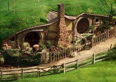 Hobbiton, Nueva Zelanda