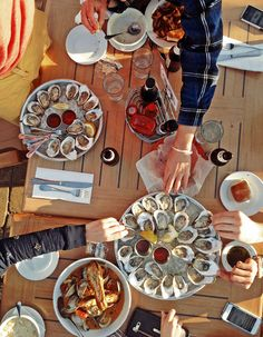 Classy Girls Wear Pearls: Summer Memories Never Fade Part VII: Matunuck Oysters