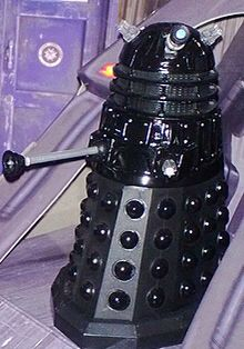 "160). Dalek Sec (3.75"" figure) (from Army of Ghosts/Doomsday and Daleks in Manhattan)"