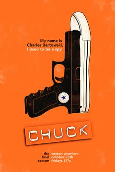 Chuck...highly underrated show.