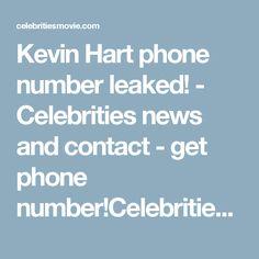Kevin Hart phone number leaked! - Celebrities news and contact - get phone number!Celebrities news and contact – get phone number!  http://celebritiesmovie.com/celebrities-detail/kevin-hart-phone-number-leaked/