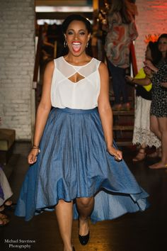 Stylin' Studies 2015, a benefit fashion show for Children's Scholarship Fund Baltimore
