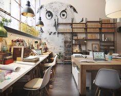 Gravity Home: Artistic Industrial and Scandinavian Studio