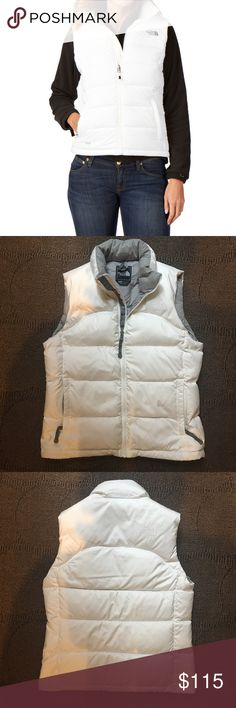 THE NORTH FACE - 700 puffer vest Product details Features of The North Face Women's 700 puffer vest  - VISLON center front zip  -Brushed collar lining  - secure-zip chest pocket  - Covered secure-zip hand pockets  - Hem cinch-cord  Good condition reflected in price The North Face Jackets & Coats Puffers