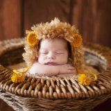 Lion hat... just because it's too cute for words. Maybe for Gage?