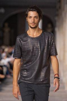 Hermes SS13 chiffon crocodile t-shirt: $91,500USD