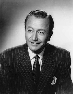 Robert George Young (February 22, 1907 – July 21, 1998) was an American television, film, and radio actor.