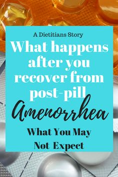 Two months ago I shared my battle with 5 years of post pill amenorrhea, today I'm sharing a four month update of amenorrhea recovery! via @hungryhobby