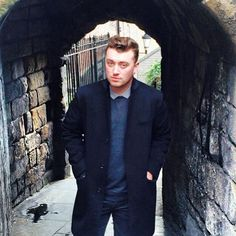 Sam Smith Instagram: Walking around Newcastle. One of my favourite places to be x (2014)