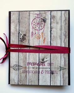 Florilèges Design : Mini album autunno