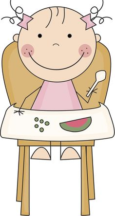 Bebê (Menino e Menina) 3 - girl_baby_highchair.png - Minus