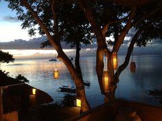 Lembongan Sunset dinner!