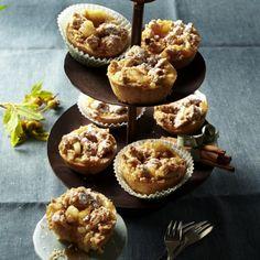 Apfel-Zimt-Muffins Rezept
