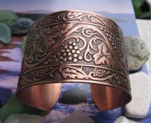 Ladies Cuff Bracelet #CB3857C21