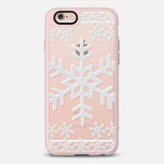 Snow Flakes - New Standard Case