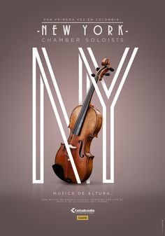 New York Chamber Soloists on Behance
