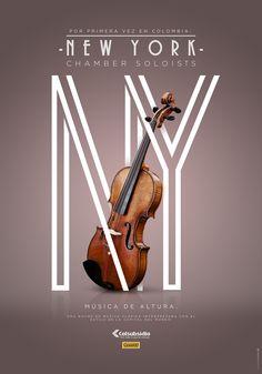 New York Chamber Soloists on Behance