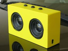 Make a solar Bluetooth speaker.. Looks like a fun project for the boy to build