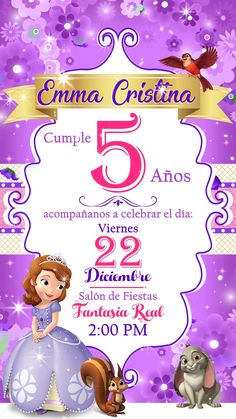 900 Ideas De Decoracion Princesa Sofia En 2021 Decoracion Princesa Sofia Princesa Sofía Decoracion De Princesa