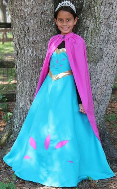 Elsa's Coronation Dress Frozen by YKCollections on Etsy, $120.00 Elsa Coronation Dress, Frozen Dress, Frozen Party, Cosplay, Costumes, Trending Outfits, Birthday, Kids, Vintage
