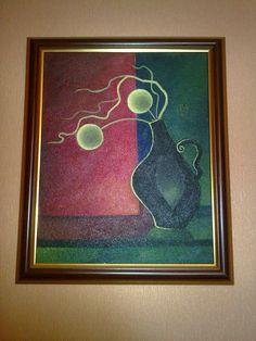 """""""Black vase"""" by Anastassia Smirnova"""